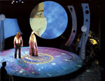 """A Full Moon in March"" opera by John Harbison, produced by Encompass New Opera Theatre - Brooklyn, New York"