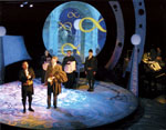 """Th End of A World"" opera by Hans Werner Henze, produced by Encompass New Opera Theatre - Brooklyn, New York"