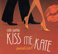 Kiss Me Kate | A Mainstage Production in Albania by Encompass New Opera Theatre, Brooklyn, New York