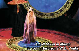 A Full Moon in March - Encompass New Opera Theatre mainstage production - Brooklyn, New York
