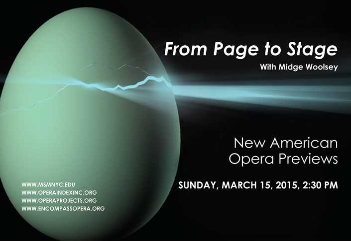Encompass Opera Page To Stage